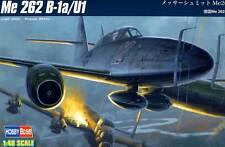 HobbyBoss Messerschmitt Me-262B-1a/U1 Welter Altner MK108 R4M 1:48 ModellBausatz