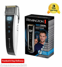 Remington MB4560 Men's Lithium Ion Touch Control Beard & Stubble Trimmer Shaver