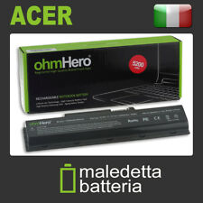 Batteria Ohmhero™ 10.8-11.1V 5200mAh REALI per Acer Aspire 5738ZG