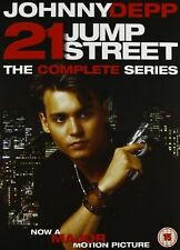 The Complete 21 Jump Street TV Series DVD 27 Disc Set Box Set Collection NEW