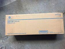 GENUINE Konica Minolta Bizhub C452,C552,C652 DR612K