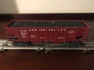 Lionel #6456, Lehigh Valley Coal Short Hopper, ca. 1948