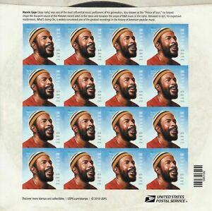 USA SHEET    SCOTT #5371  2019  MARVIN GAYESTAMP  FOREVER SHEET- MUSIC   MINT