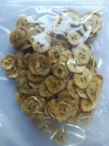 BANANA CHIPS Dried Ceylon 100% Organic Natural- (FOB Colombo 5.76 USD per Kg)