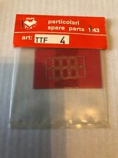 Tron 1/43 Detailing Part Number Plate Surround For Cars