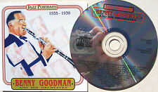BENNY GOODMAN And His Orchestra CD Jazz Portraits 1935-1939 UNPLAYED