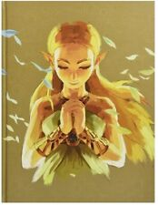 The Legend Of Zelda Breath Of The Wild Complete Official Guide Hardback Book