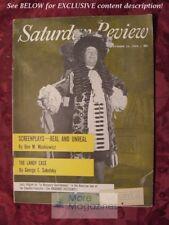 Saturday Review October 22 1955 LOUIS SEIGNER DON MANKIEWICZ LOUIS AUCHINCLOSS