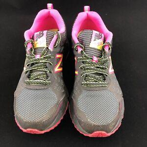 New Balance Womens Trail Running Sneakers 531 WTE531B1 Black Pink Sz.5