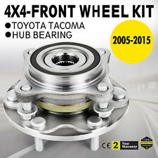 Fine 2005-2015 For Toyota Tacoma 4X4 Front Wheel Hub Bearing Assembly Kit L/R