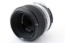 [NearMINT]  Nikon Nikkor P Auto 55mm f/3.5 Micro non Ai Lens from Japan #N1026