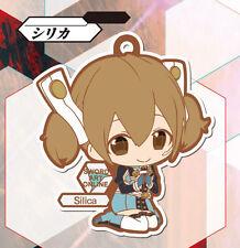 Sword Art Online Movie Silica Rubber Phone Strap Anime Manga NEW
