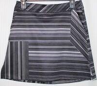 Lady Hagen Women's Empower Collection Variegated Stripe Woven Golf Skort, WGH171