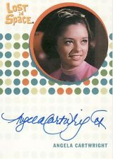 The Complete Lost in Space Card Angela Cartwright as Penny Robinson Auto Card
