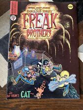 Freak Brothers #7, UK Edition