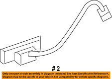 Dodge CHRYSLER OEM Lock -Rear Door-Handle, Outside Bracket Right 68060190AH