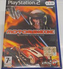 Motorsiege: Warriors of Primetime per PS2 - PlayStation 2 PAL