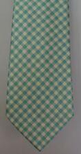 "Kiton Napoli Mens 7 Fold Handmade Woven Silk Tie NEW 59"" X 3.5"" SKU B32/80 $290"