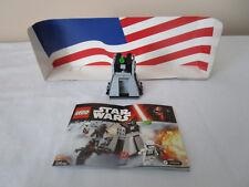 LEGO DISNEY STAR WARS FIRST ORDER SET 75132 TOWER GUN LASER STATION ONLY