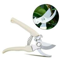 Cutter Scissors Garden Hand Pruner Secateurs Shears O3I1 Bush Pruning Plant Q5C4