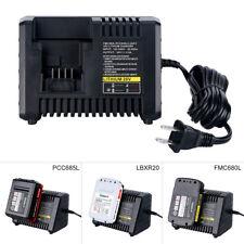 20V Li-ion Battery Charger BDCAC202B for Black & Decker Porter-Cable 20V Battery