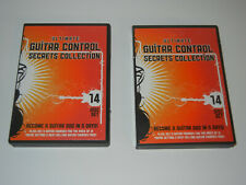 Ultimate Guitar Control Secrets Collection 14 Dvd Box Set - Guitar Lessons