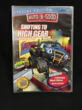 NEW Sealed Christian DVD! AUTO B GOOD: Shifting to High Gear (Season 2, Vol.3)