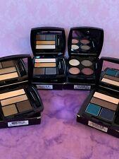 New Avon True Color Eye Shadow Quad-CHOOSE 1-eye makeup compact-brown-mauve-blue