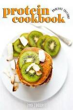 Protein Cookbook 34 Pancake Recipes Protein Powder That Are by Lundqvist Emma