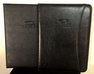 Oakley Retail Manager Padfolio - Includes Both -