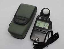 [Near Mint] Minolta Auto Meter IV F Flash Light Meter from Japan #099*