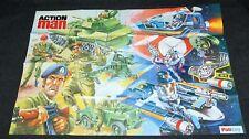GI Joe 1964 1980 Action Man Palitoy Poster Product Sheet
