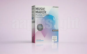 MAGIX Music Maker - Plus Edition 2019 - Produce, Record and Mix Music