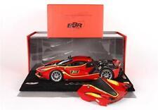 BBR Ferrari FXXK #13 Red 1:18 P18119OPENF