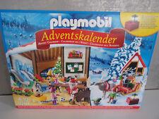 Playmobil calendario del advenimiento de Santa natal - Construcción