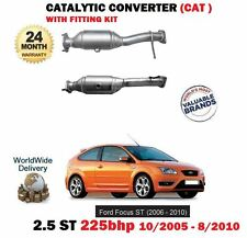 FOR FORD FOCUS ST 2.5 225BHP HYDA 2005-2010 NEW CATALYTIC COVERTER CAT WITH KIT