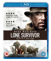 Lone Survivor Blu-Ray (2014) Mark Wahlberg, Berg (DIR) cert 15 ***NEW***
