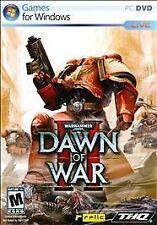 BRAND NEW Sealed Warhammer 40,000: Dawn of War II (PC, 2009)