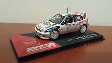 1/43RAL066 TOYOTA COROLA WRCRALLY FINLANDIA 1999CARLOS SAINZ