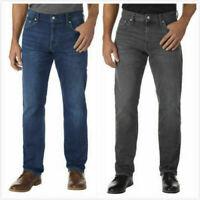 NEW Calvin Klein Jeans Men's Straight Leg Jean CKJ035 - Aude Blue / Claree Grey