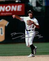 Bobby Crosby Signed 8X10 Photo Autograph Oakland Athletics Auto w/COA Silver Ink
