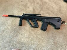 AUG Metal Auto Electric Airsoft Gun Riffle