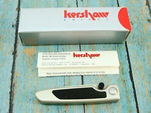 KERSHAW KNIVES 2410ST KAI JAPAN LINER LOCK FOLDING HUNTER POCKET KNIFE MIB NOS