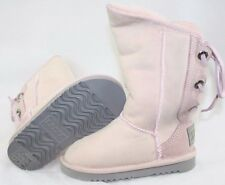 NEW Infant Toddler Girls Size 7 / 8 AUSTRALIA LUXE Love Pink Dita Boots Shoes