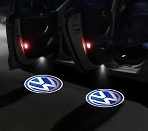 2Pcs-4Pcs Volkswagen VW Car Door light Ghost Shadow Welcome Light Logo Projector
