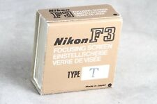 Nikon Focusing Screen T for F3, Lnib
