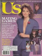 US Weekly 9/14/82 PAMELA SUE MARTIN Cover