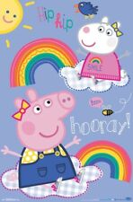 PEPPA PIG - HOORAY POSTER - 22x34 - 16052