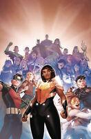 NAOMI #6 CAMPBELL COVER DC COMICS BENDIS HOT