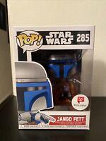Funko Pop! Star Wars Jango Fett #285 Walgreens Exclusive W/ Protector New